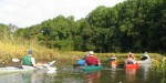 Our annual Mantua Creek Canoe and Kayak trip was held on September 25th.