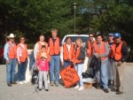 The litter patrol is ready to tackle Woodbury-Glassboro Road  (April 24th).