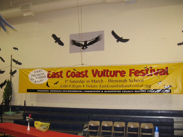 The official festival banner.