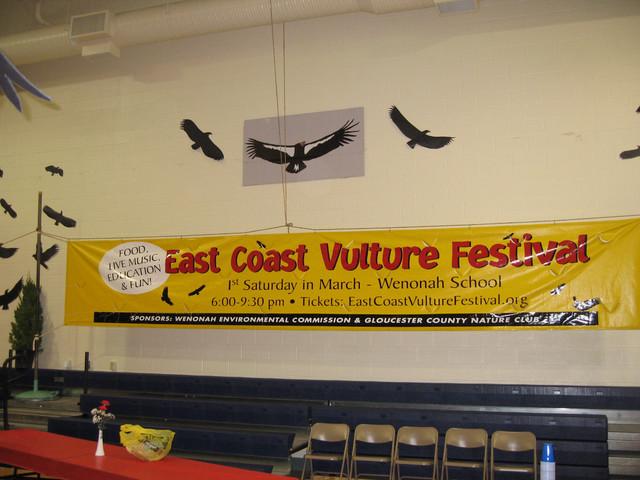 The official festival banner.